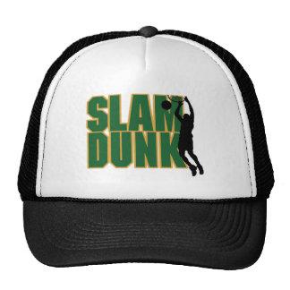 Slam Dunk Basketball Hats