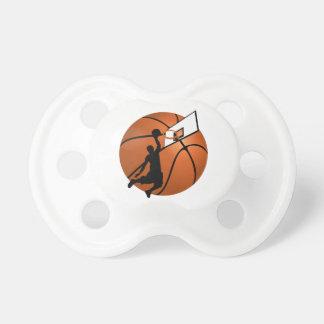 Slam Dunk Basketball Player w/Hoop on Ball Dummy