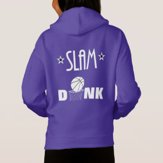 Slam Dunk Basketball Your Loss My Game Fun Graphic