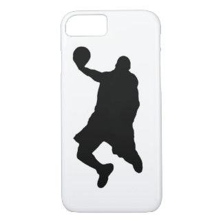 Slam Dunk Player Silhouette iPhone 7 Case