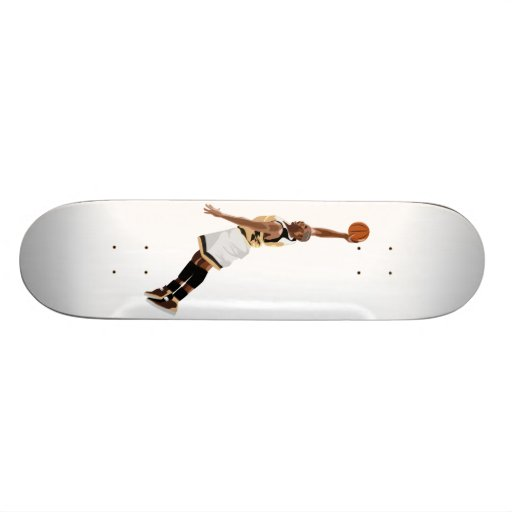 Slam Dunk Custom Skate Board