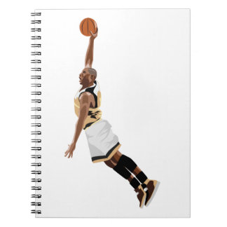Slam Dunk Spiral Notebook