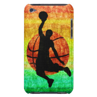 SLAM DUNK Touch  Barely There iPod Case