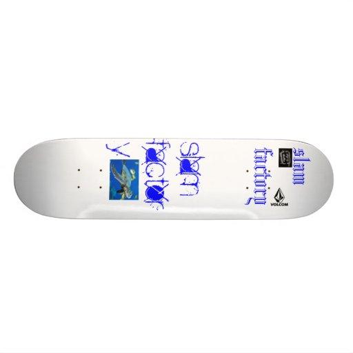 slam factory skate decks