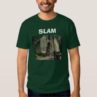 SLAM Green Tees