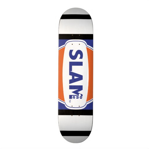 SLAM ONE Deck Skate Board Deck