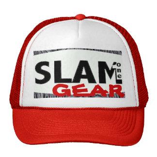 SLAM ONE GEAR HAT TRUCKER HAT