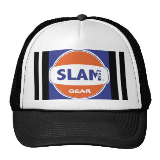 SLAM ONE GEAR HAT HATS