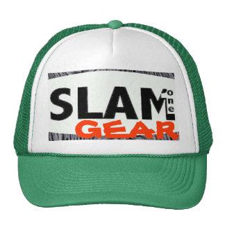 SLAM ONE GEAR HAT TRUCKER HATS