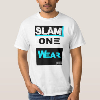 SLAM ONE WEAR T SHIRTS