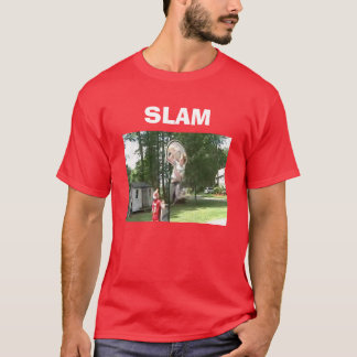 SLAM Red T-Shirt