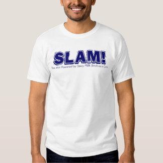 SLAM! TEE SHIRT