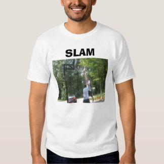 SLAM White Tees