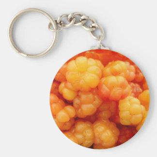 slammn salmon berries keychain
