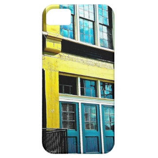 Slanted Building iPhone 5 Cover