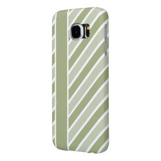 Slanted Stripes phone cases