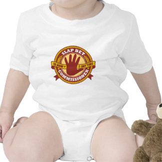 Slap Bet Commissioner Baby Bodysuit