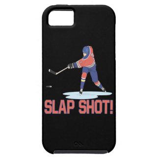 Slap Shot iPhone 5 Cases