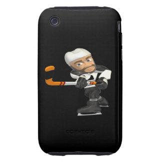 Slap Shot Tough iPhone 3 Case