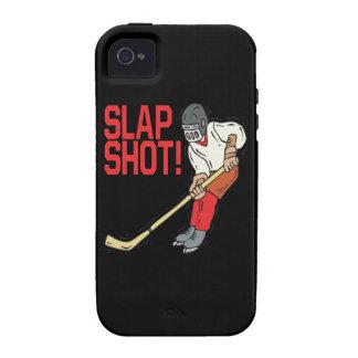 Slap Shot iPhone 4/4S Cover