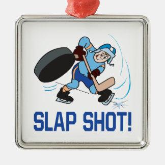 Slap Shot Ornaments