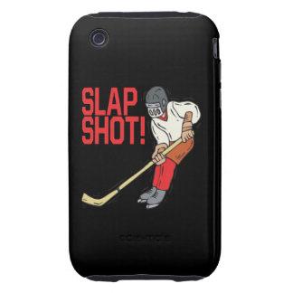 Slap Shot iPhone 3 Tough Covers