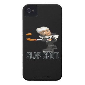 Slap Shot iPhone 4 Cases