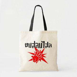 Slap You Silly ☆ Dop Salop Salai in Thai Script ☆ Tote Bag