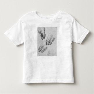 Slashed nostrils of horses toddler T-Shirt