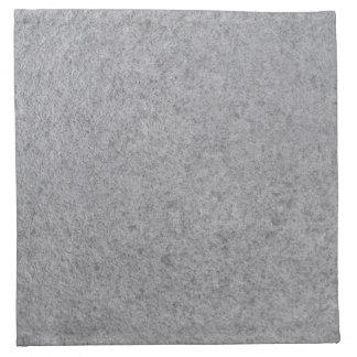 Slate background napkin
