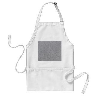 Slate background standard apron