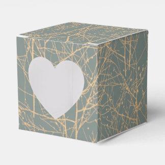 Slate 'Tree' Favour Box