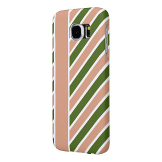 Slated Stripes phone cases