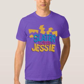 Slater Loves Jessie T Shirt