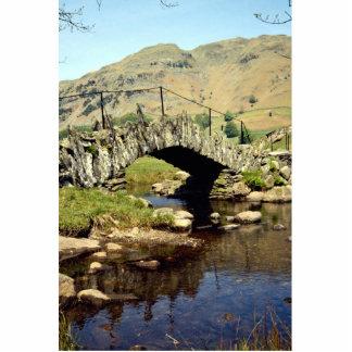 Slaters Bridge, Little Langdale, Cumbria, England Photo Sculpture