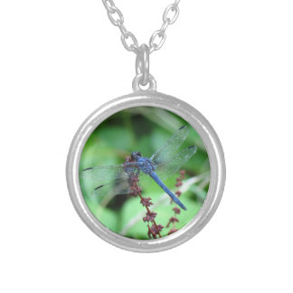 Slaty Skimmer Dargonfly Necklace