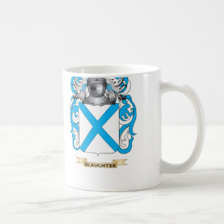 Slaughter Coat of Arms (Family Crest) Mugs