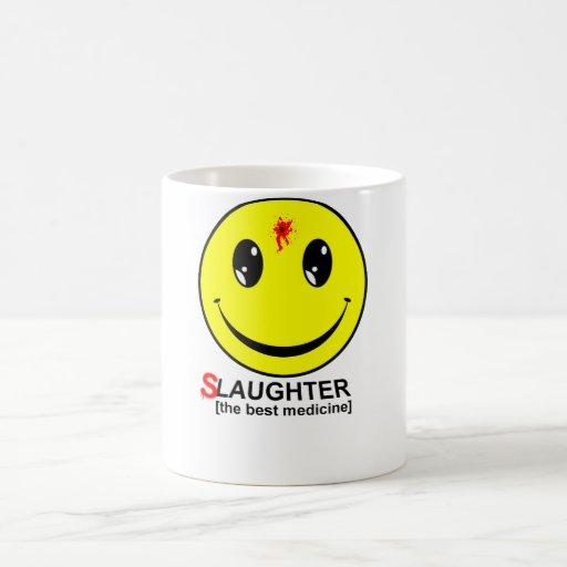 Slaughter Mugs