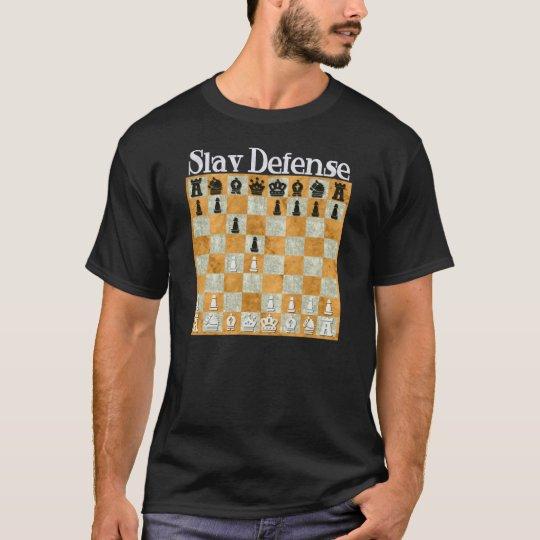 Slav Defence T-Shirt