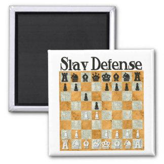 Slav Defense Magnet