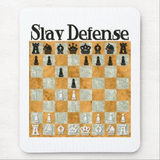 Slav Defense Mouse Pad