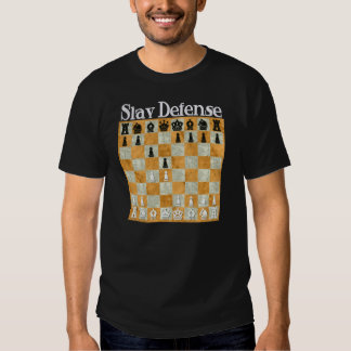 Slav Defense Tee Shirts