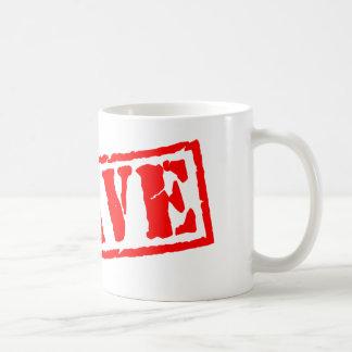 Slave Coffee Mug