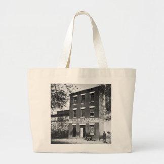 Slave Dealers, 1860s Jumbo Tote Bag