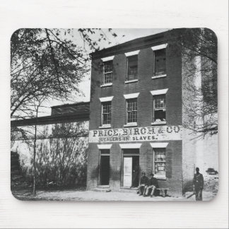 Slave Dealers 1860s Mouse Pads