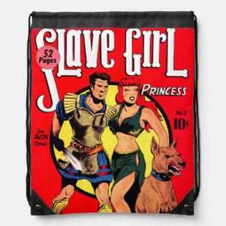 Slave Girl comics no.2 Backpacks