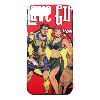 Slave Girl comics no.2 iPhone 7 Plus Case