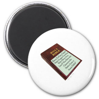 Slave to Fairy Tales 6 Cm Round Magnet