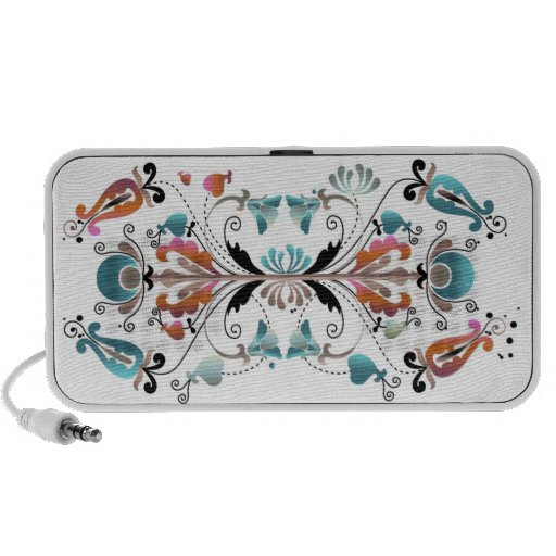 Slavic Design Mp3 Speakers