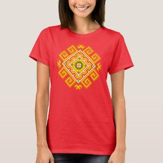 Slavic solar rhombus T-Shirt